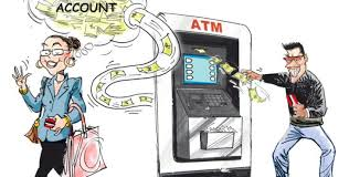 ATM Fraud Scam