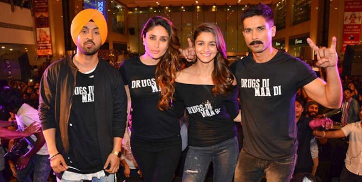Udta Punjab Crew