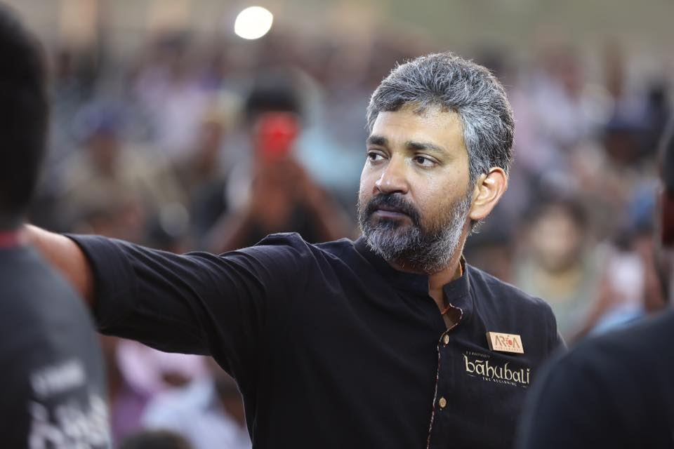 Rajamouli, The director of Bahubali