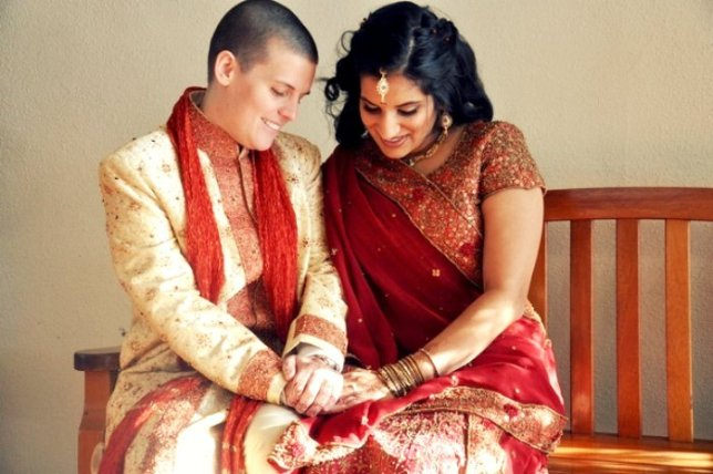 Lesbian Marriages with NRI