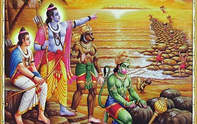 Ramayan has a story