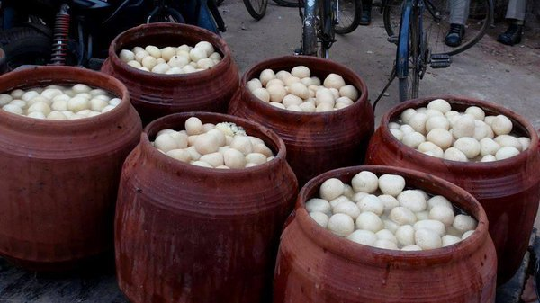 Rasagola for Jagannath