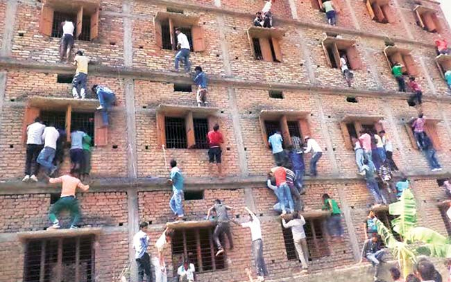 Mass Copying in Bihar